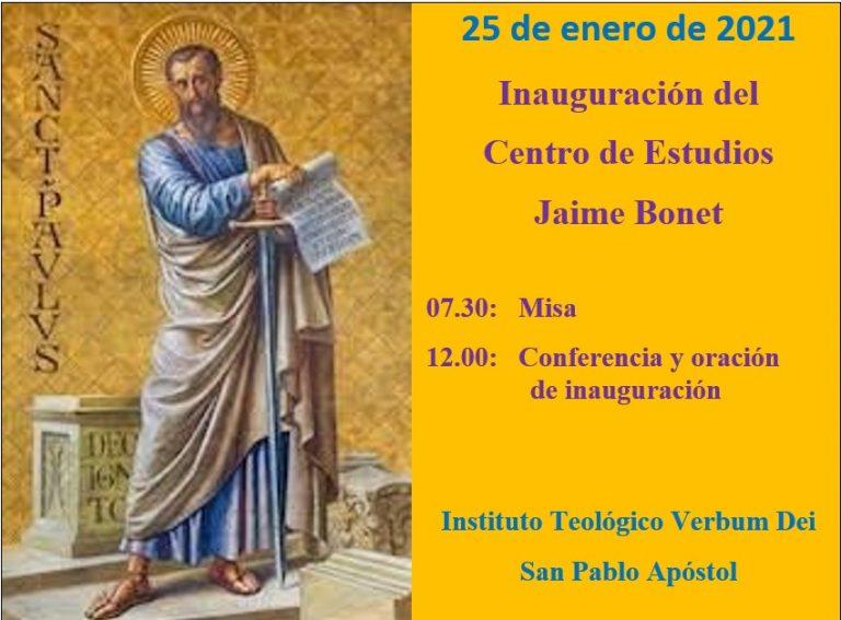 Centro estudios Jaime Bonet